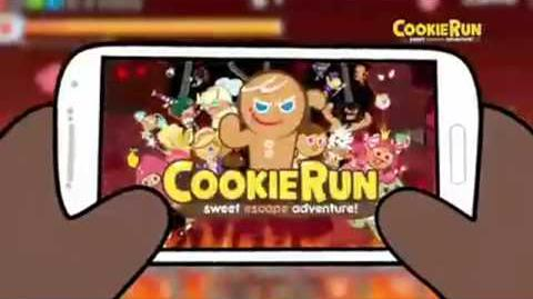 Line Cookie Run Promotion - Indonesia