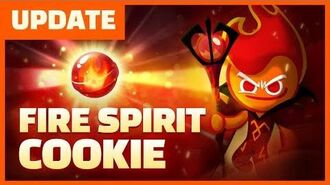 FIRE SPIRIT COOKIE TRIAL REVEAL!