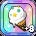 Wizard Cookie's Cone of Ice Cream+8