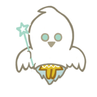 Angel Cookie Halloween