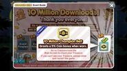 10 Million Downloads