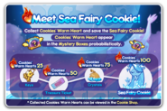 Sea Fairy newsletter