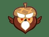 Acorn owl