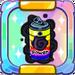 Rainbow Black Hole Drink
