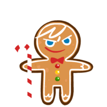 GingerBrave (New Frosting)