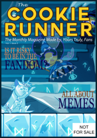 CookieRunner October 2016 Issue