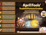 April Fools' Truthful Fortune Cookies