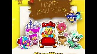 Cookie Wars New Year's Greetings 2019