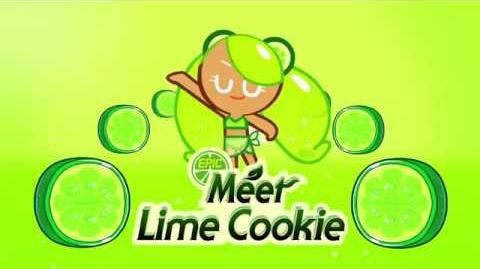 Meet Lime Cookie!