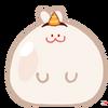 Moon Rabbit Cookie Rabbit Halloween