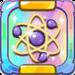 Atomic Model of a Grape Brooch