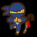 닌자맛 쿠키