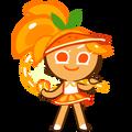 오렌지맛 쿠키