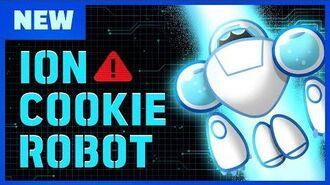 Ion Cookie Robot has arrived!