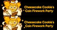 Cheesecake's Passive Effect