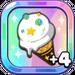 Wizard Cookie's Cone of Ice Cream+4