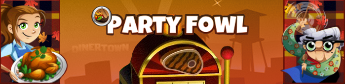 Banner Party Fowl