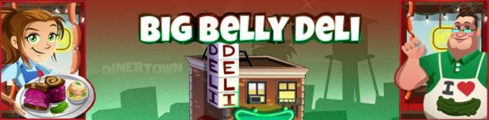 Banner Big Belly Deli