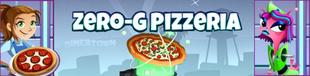 Banner Zero-G Pizzeria
