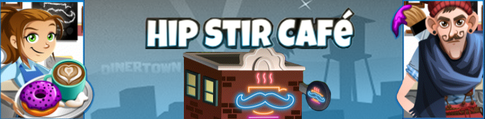 Banner Hip Stir Café