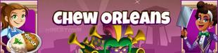 Banner Chew Orleans