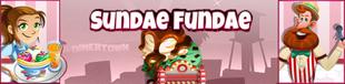 Banner Sundae Fundae