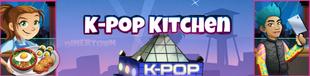 Banner K-Pop Kitchen