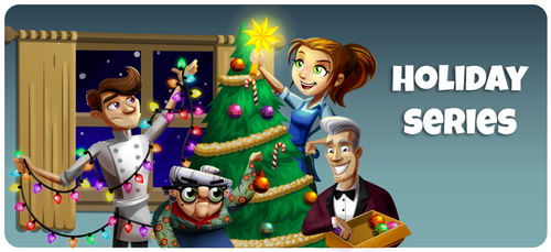 Banner Holiday Series