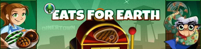 Banner Eats For Earth