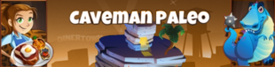 Banner Caveman Paleo