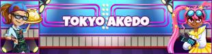 Banner Tokyo Akedo