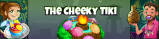 Banner The Cheeky Tiki