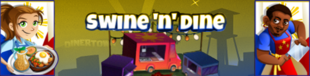 Banner Swine 'n' Dine
