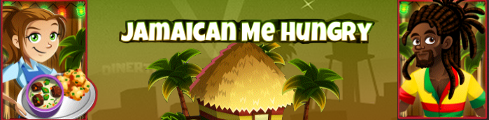 Banner Jamaican Me Hungry