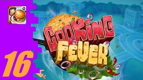 Cooking Fever (Part 16) End of Bakery Levels 36-40