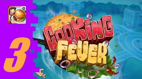 Cooking Fever (Part 3) Fast Food Court Levels 11-15