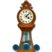 Pizzeria-Clock
