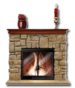 Breakfast-Cafe-Fireplace