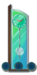 Italian-Buffet-Clock