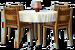 Italian-Buffet-Tables