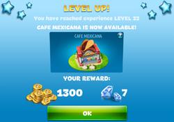 Level 32