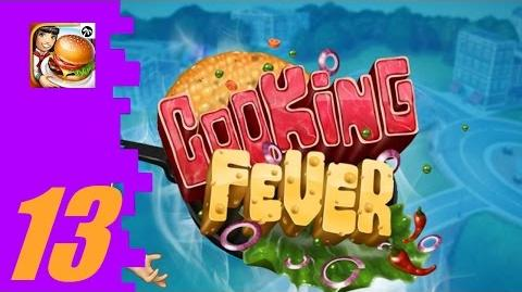 Cooking Fever (Part 13) Bakery Levels 21-25