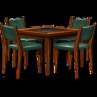 Pizzeria-Tables