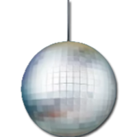 Food-Court-Disco-Ball
