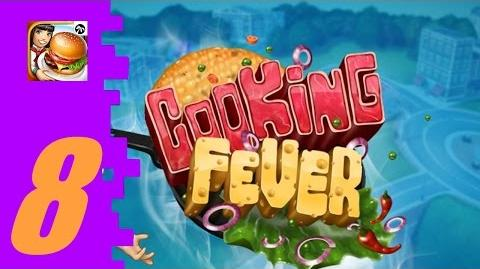 Cooking Fever (Part 8) End of the Fast Food Court Levels 36-40