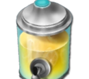 Lemon Juice Dispenser (House of Crab)
