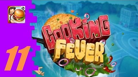 Cooking Fever (Part 11) Bakery Levels 11-15