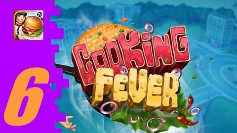 Cooking Fever (Part 6) Fast Food Court Levels 26-30