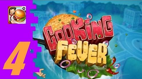 Cooking Fever (Part 4) Fast Food Court Levels 16-20