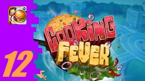 Cooking Fever (Part 12) Bakery Levels 16-20